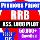 RRB Loco pilot Previous Paper