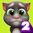 My Talking Tom 2 logo