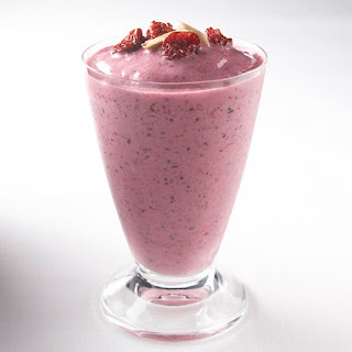 Cherry Yogurt Smoothies Recipes