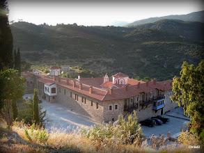 Photo: Moni Megalis Panagias Monastery