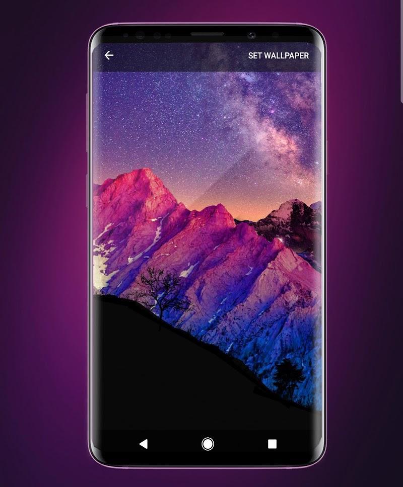 3D Parallax Background - HD Wallpapers in 3D Screenshot 6