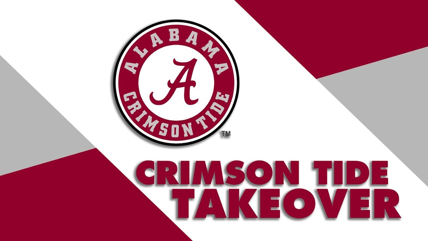 Watch Crimson Tide Takeover live