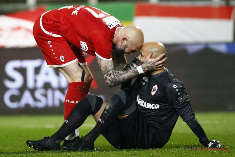 Dan toch een blessure? Held van Antwerp twijfelachtig voor wedstrijd tegen Anderlecht