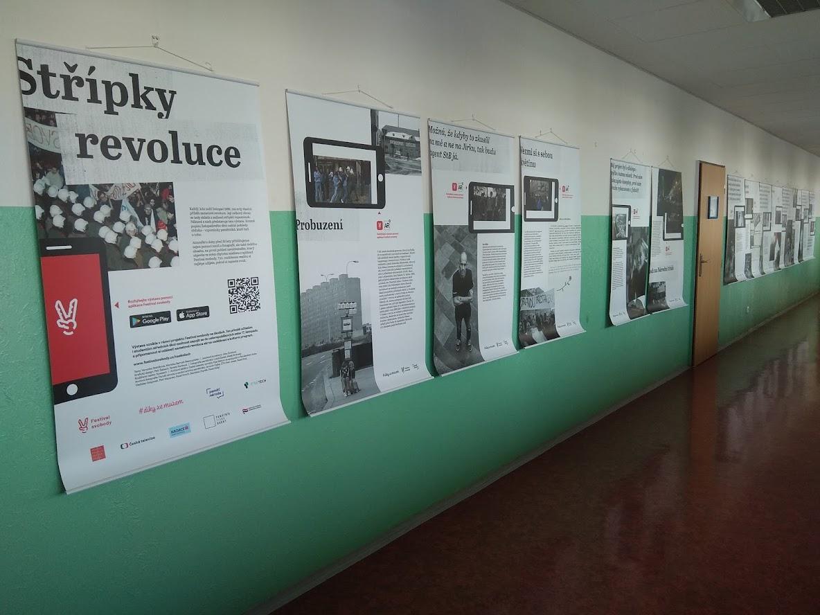 střípky revoluce