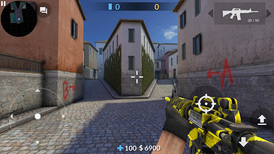Critical Strike CS: Counter Terrorist Online FPS 2