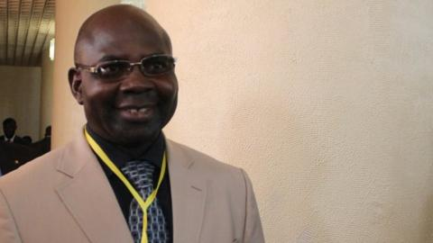 Former Cameroon Football Boss Sidiki given life ban