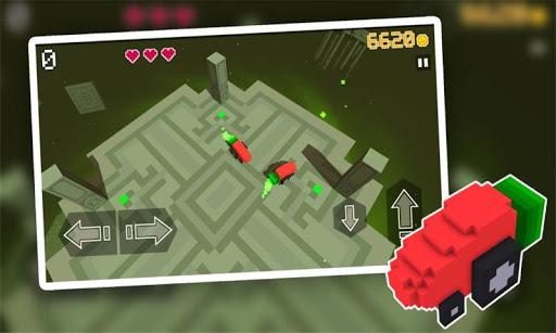 Bumper Cars Pixel Arena 1.9.2 screenshots 4