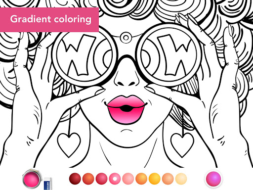 Colorfit - Drawing & Coloring 1.1.3 screenshots 19