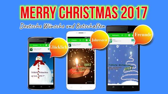 Frohe Weihnachten Gruß Wünsche Nachrichten 2017 – Apps bei Google Play