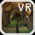 Polygonal RollerCoaster VR icon