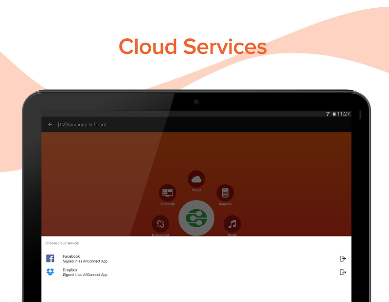 AllConnect - Play & Stream Screenshot 8