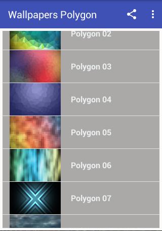 Wallpapers Polygon