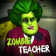 Scary Zombie Teacher Neighbor Horror