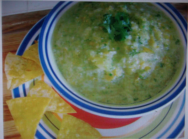 Yellow Tomato Salsa Verde Recipe