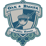 Logo of Oak & Dagger Schwarzbierry