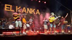 Una de las actividades organizadas fue el concierto de El Kanka
