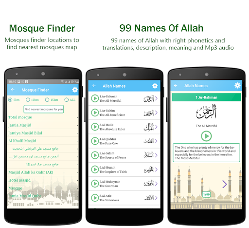 Muslim Prayer Pro with Azan, Quran & Qibla Compass screenshot 7