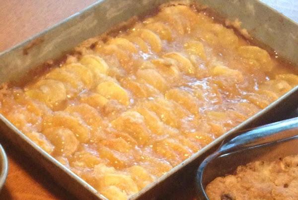 Tina's Granny Schingo's Apple Kuchen Recipe