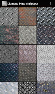 Diamond Plate Wallpaper
