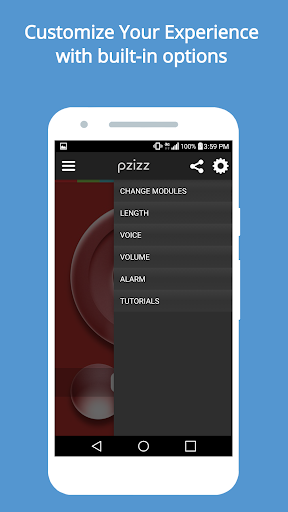 Pzizz - Deep Sleep & Power Nap Screenshot