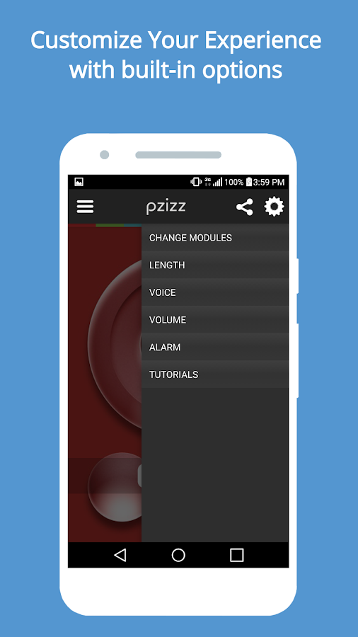 Pzizz - Deep Sleep & Power Nap- screenshot