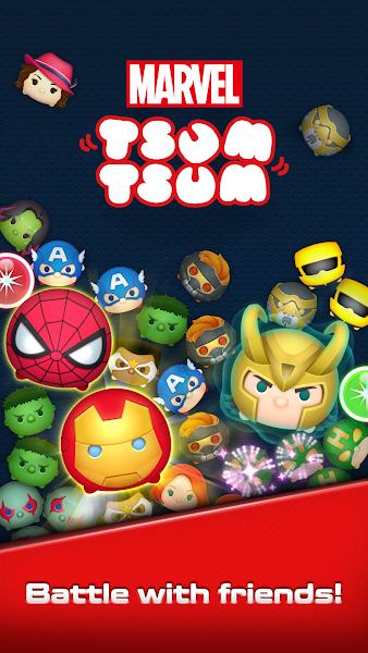 MARVEL Tsum Tsum v2.7.0 [Mod]