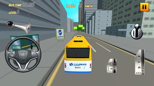 Tijeku Busway 3D screenshot 5