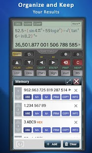 ChampCalc Scientific Calculator - náhled