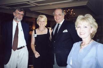 Photo: Hugh Brantley, Vicki (Meinkoth) Yoemans-Klein, Dick Klein, Jenny (Barton) Lichtenstein
