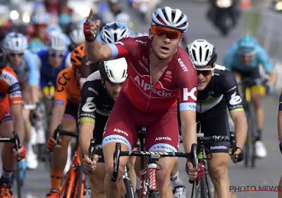 Geen Sagan, Kittel en Greipel voor winst, dan pakt Kristoff de bloemen maar in Frankfurt