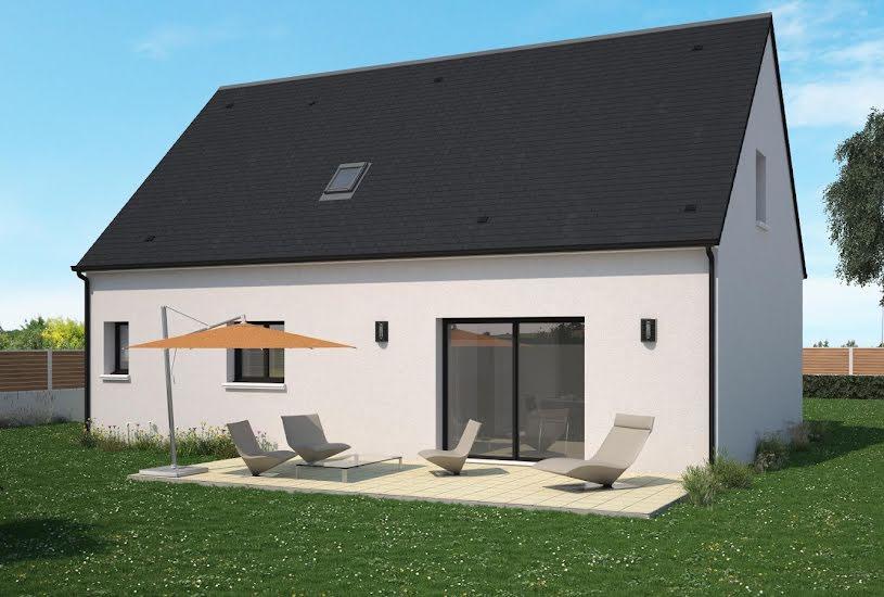 Vente Terrain + Maison - Terrain : 606m² - Maison : 120m² à Candé (49440)