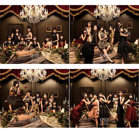 (DVDISO + MP3) HKT48 1st アルバム「092」 (All Type) (