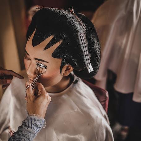 Wedding photographer Andunk Subarkah (andunks). Photo of 14.10.2018