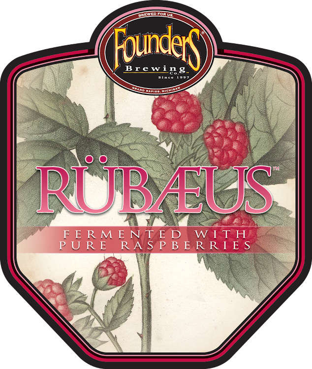 Logo of Founders Rübæus Nitro