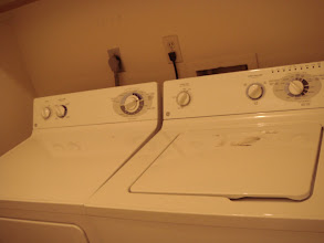 Photo: Electric Washer and Dryer-- $400 or Best Offer