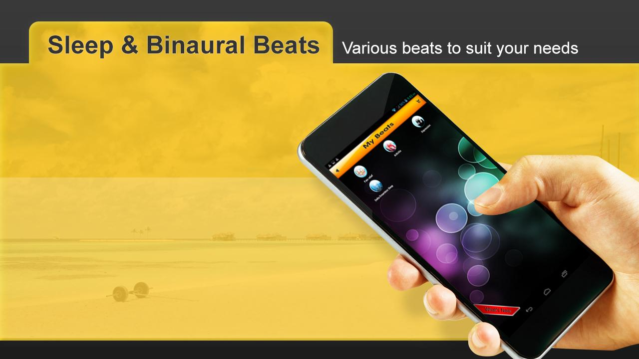 Sleep & Binaural Beats- screenshot