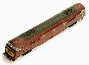 Photo: 4D-003-006   Class 52 Western