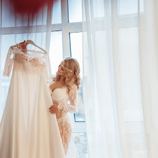 Wedding photographer Irina Ignatenya (xanthoriya). Photo of 27.02.2018