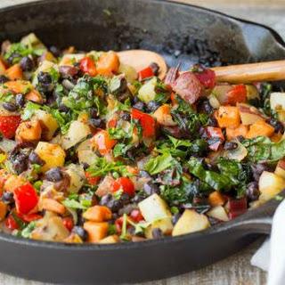 One-Skillet Veggie Hash