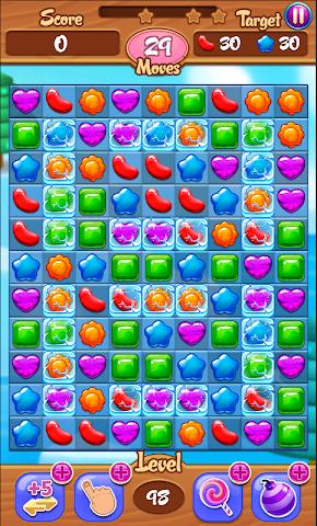 android Jelly Garten Screenshot 5