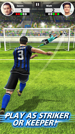 Football Strike - Multiplayer Soccer filehippodl screenshot 2