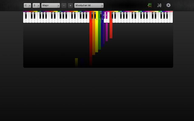 Color Piano! - Chrome Web Store