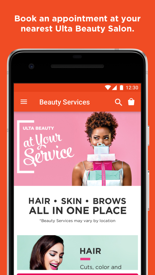 ulta salon haircut prices ulta android apps on play 5998