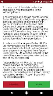 Appen Mobile Recorder - náhled