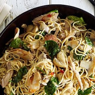 Satay Noodle Salad
