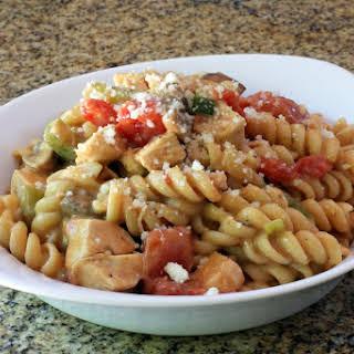 Cajun Chicken Pasta Without Cream Recipes.