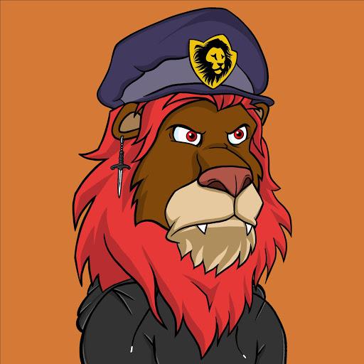 Lazy Lions #347