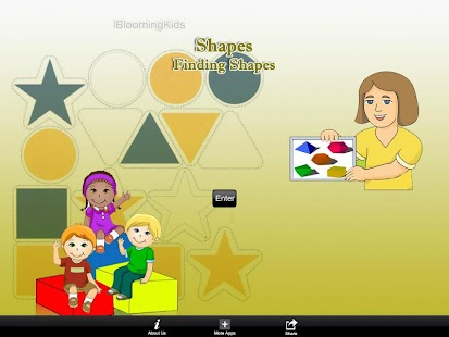 Finding Shapes Lite Version- screenshot thumbnail