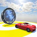 Stunt Car Racing Simulator:Impossible Tracks icon