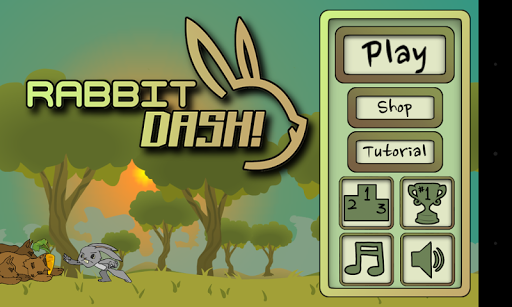 Rabbit Dash! screenshot 2